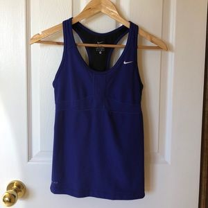 3/30$ Nike Dri-Fit Tank with built in support